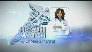 HealthWatch: Screen Time And Behavioral Problems; Bacon Linked To Colorectal Cancer [Video]