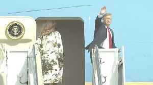 President Trump to arrive in Palm Beach County Thursday night [Video]