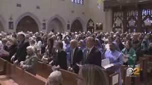Catholics In New York Celebrate Holy Thursday [Video]