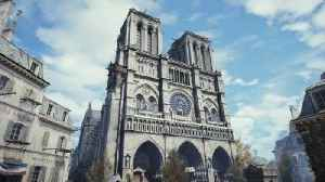 News video: Ubisoft Pledges €500,000 to Restoration of Notre Dame Cathedral