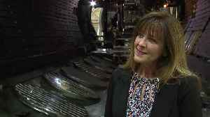 Extended interview with NASA Glenn Director Janet Kavandi [Video]