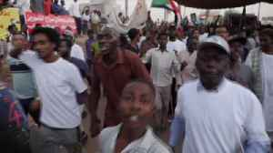 Sudanese remain determined in protests [Video]