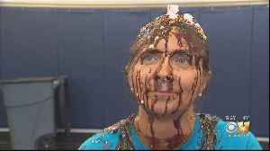 Arlington Students Turn Faculty Into Human Sundaes After Exceeding Reading Goal [Video]