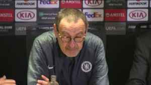 Sarri: Prague surprised us [Video]