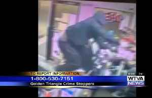 Video released of Starkville convenience store robbery [Video]