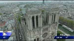 Investigators look for answer in cathedral fire [Video]