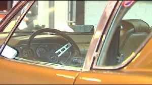 VIDEO 2 brothers renovate historic building, open classic car business [Video]