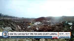 Dane County landfill only has 15 years until it's full; how you can help it buy time [Video]