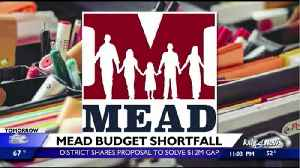 Nearly 70 jobs at risk under Mead School District budget cut proposal [Video]