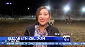 Red Bluff Round up coming to town pt 2 [Video]