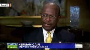 Herman Cain Accuser Calls On Him To Withdraw From Fed Consideration [Video]