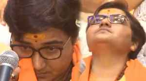 Sadhvi Pragya Thakur breaks down alleging 'Torture' in Jail, Slams Congress | Oneindia News [Video]