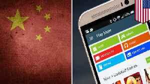 Google removes popular Chinese apps for committing ad fraud [Video]