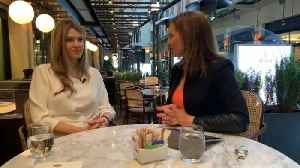 Breakfast with Belle in Athens: 'young voters have to be engaged' says Greek MEP [Video]