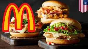 McDonald's ditching its fancy burgers [Video]