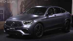 Mercedes-Benz Cars at the 2019 New York International Auto Show Pre-Evening [Video]