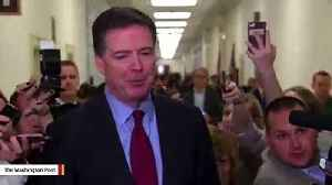 'So Many Answers': James Comey Tweets After Mueller Report Release [Video]