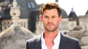 Chris Hemsworth Thanks China For Support [Video]