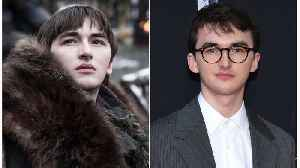 Bran Stark Actor On If His Character Is Really the Night King [Video]