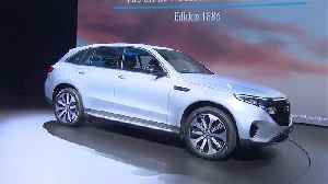 World Premiere Mercedes-Benz EQC at the 2019 NYIAS [Video]