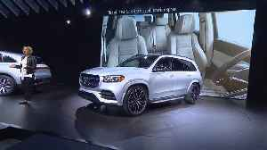 World Premiere Mercedes-Benz GLC at the 2019 NYIAS [Video]