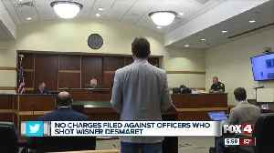 Officers who shot Wisner Desmaret will not face charges [Video]
