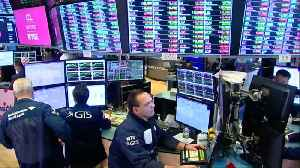 Wall Street ends slightly higher [Video]