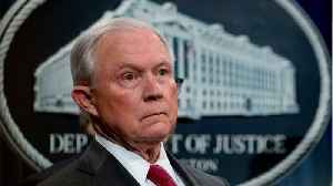 Report Says Jeff Sessions Carried Resignation Letter For A Year [Video]