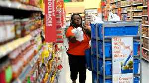 Walmart and Amazon Compete As Low-Income Shoppers Get SNAP Benefits Online [Video]
