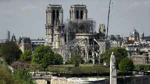 Paris Considers Building Temporary Church Near Notre Dame Cathedral [Video]