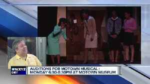 Mosaic Youth Theatre of Detroit hosting auditions for 'Now That I Can Dance – Motown 1962' [Video]