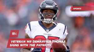 Demaryius Thomas Heads To New England [Video]