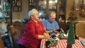Couple Tells Parents Their Pregnant with Christmas Gift [Video]
