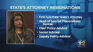A Look Into Recent Resignations In The State's Attorney's Office [Video]