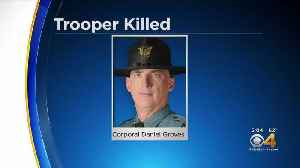Man Cited In Crash, State Trooper Death [Video]