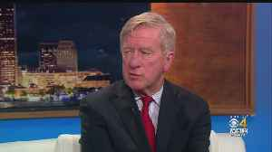 Bill Weld On 2020 Challenge To President Trump [Video]