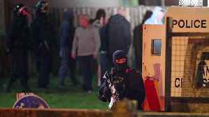 Woman shot dead in Londonderry unrest [Video]