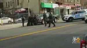 Cop Shot, Suspect Dead In Washington Heights [Video]