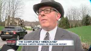 Michael Caputo speaks on Mueller report [Video]