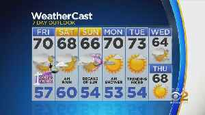 New York Weather: CBS2 4/18 Nightly Forecast at 11PM [Video]