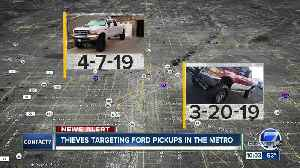 Thieves target Ford F-250 and F-350 trucks in the Denver metro [Video]