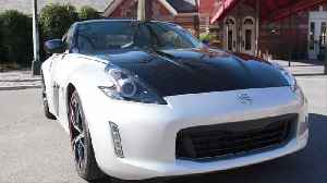 News video: 2020 Nissan 50th Anniversary 370Z Design