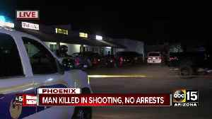 Man dies after shooting near 43rd Avenue and Camelback Road [Video]