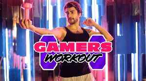 The Perfect Gaming Workout: Biceps [Video]