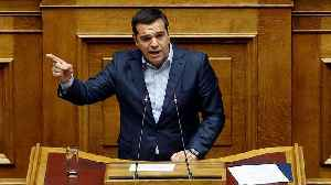 News video: Greece parliament demand Germany pay WWII reparations