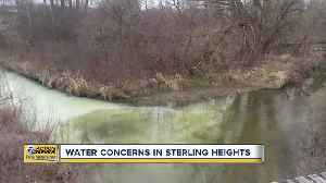Water concerns in Sterling Heights worry neighbors [Video]