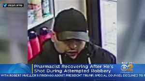 Queens Pharmacist Shot During Attempted Robbery [Video]