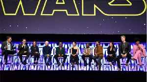 Star Wars Chief Says Ninth Movie Is An Ending, Sort Of [Video]