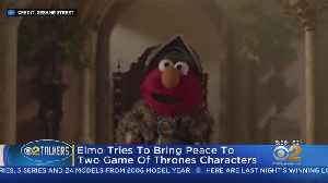 Elmo's 'Game Of Thrones' Cameo [Video]