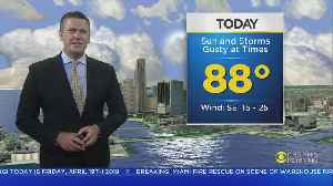 Your CBS4 Forecast For Friday 4/19 [Video]